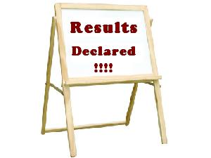 DBRAIT Results Winter 2013-14 Declared on 16th January 2014