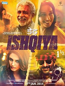 Review time: Dedh Ishqiya