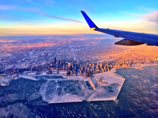 5 Incredible Images Of Polar Vortex You Must See