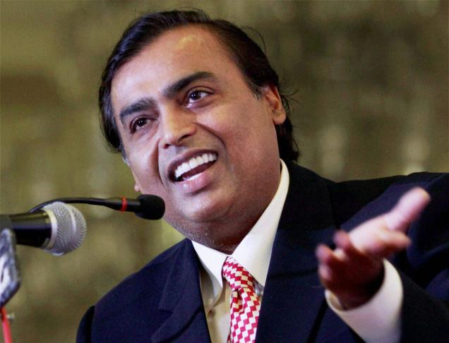 Inspirational Success Story of Indian Business Tycoon : Mukesh Ambani