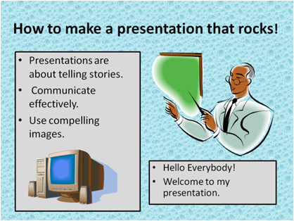 What You Should Do To Make Amazing Killer Interesting Rocking Presentations!
