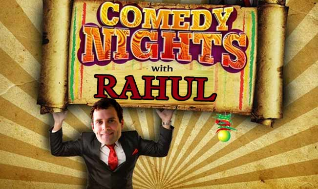 Comedy Nights With Rahul Gandhi : Best 20 Hilarious Jokes #RahulSpeaksToArnab Going Viral On Twitter