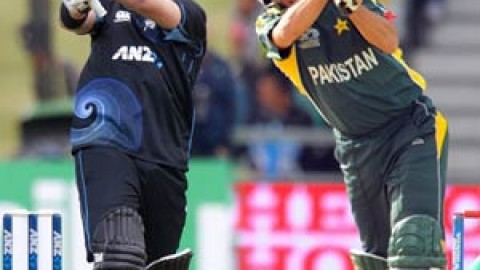 A new player 'Corey Anderson' breaks the fastest century in One-day international history