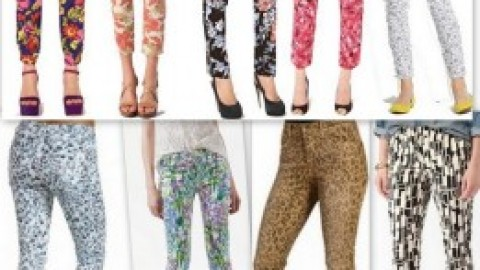 Get the 'Printed Bottoms' look right!
