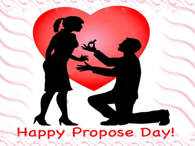 Top 25 Cute Awesome Lovely Romantic Passionate Happy Propose Day 2014 SMS, Quotes, Messages In English For Facebook And Whatsapp