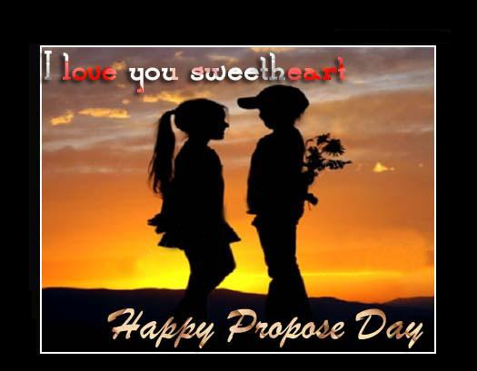propose day 12