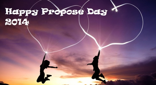 propose day 16