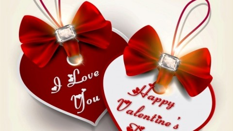 Top 25 Sweet Awesome Lovely Romantic Happy Valentine's Day 2014 SMS, Quotes, Messages In English For Facebook And Whatsapp