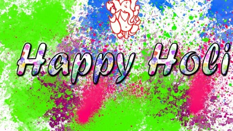 Top 10 Sweet Awesome Colorful Happy Holi 2014 SMS, Quotes, Messages In English For Facebook And Whatsapp