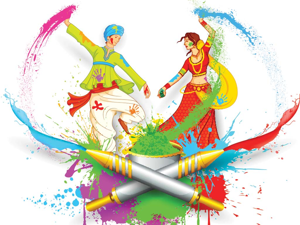Top 10 Cute Awesome Colorful Happy Holi 2014 Shayari, SMS, Quotes, Messages In Telugu For Facebook and WhatsApp