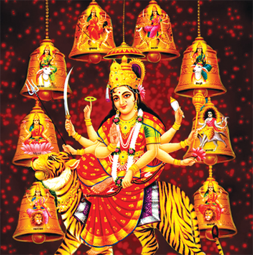 Top 10 Cute Awesome Lovely Happy Chaitra Navratri 2014 Shayari, SMS, Quotes, Messages In English For Facebook And WhatsApp