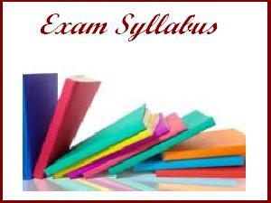 UPSC Civil Service Preliminary August 2014 Examination Syllabus