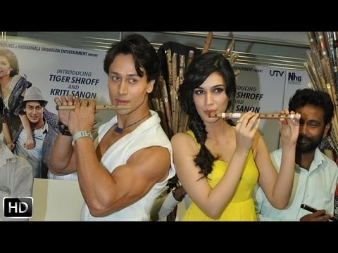 Watch: 'Whistle Baja' First Song Of Heropanti