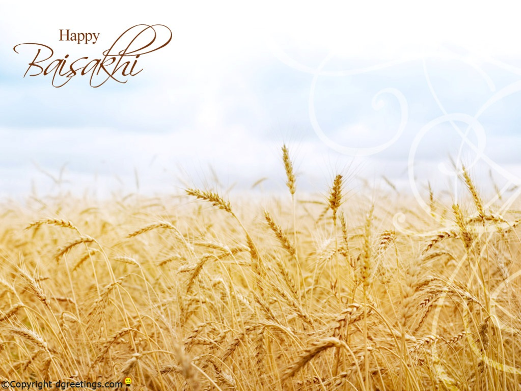 Happy Vaisakhi / Baisakhi 2014 HD Images, Greetings, Wallpapers Free Download