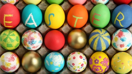 Happy Easter Sunday Greetings, SMS, Messages, Wishes, Quotes 2014