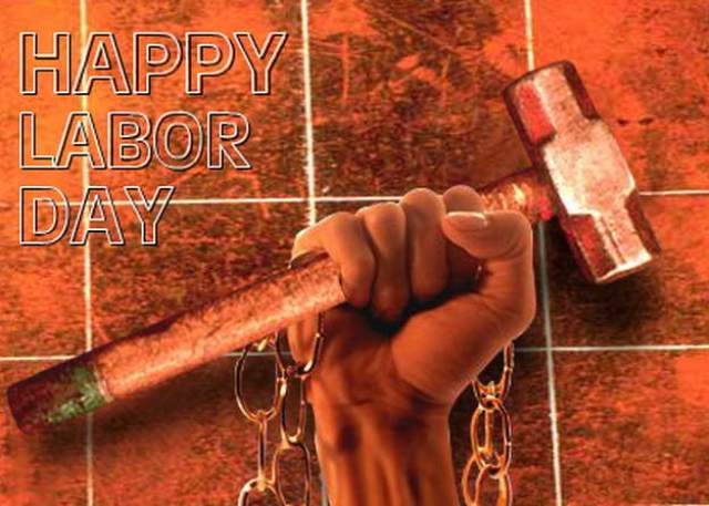 Happy May Day / International Workers' Day / Labour Day SMS, Messages, Quotes, Wishes, Greetings, Wordings in Urdu 2014