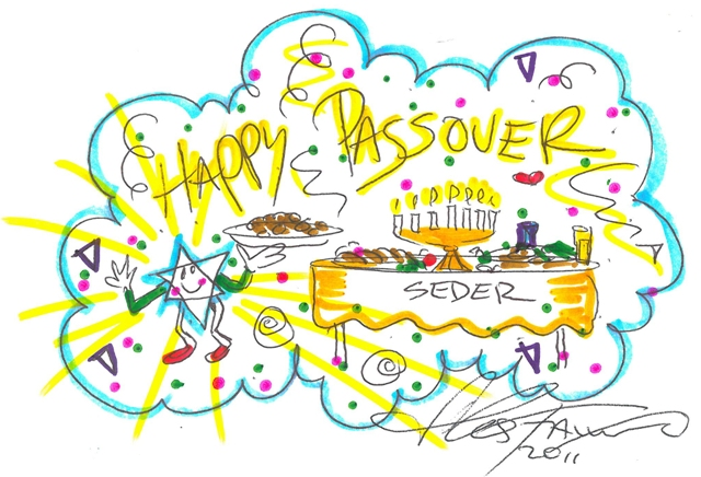 Charles-Fazzino-Wishes-Collectors-Happy-Passover (1)