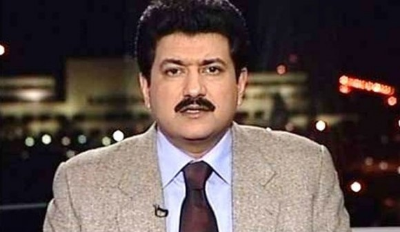 Prominent Pakistani TV Journalist Hamid Mir Wounded In Attack