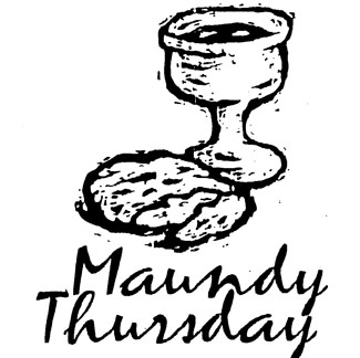 2014 Maundy Thursday / Holy Thursday English SMS