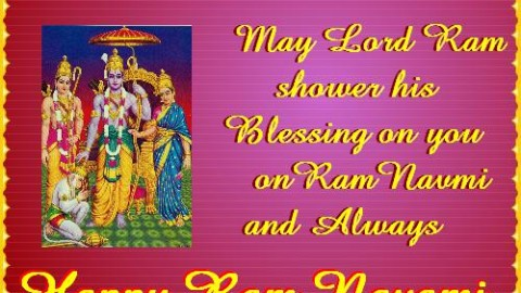 Top 25 Outstanding Devotional Happy Ram Navami SMS, Messages, Quotes, Greetings, Wishes In English For Facebook And WhatsApp 2014