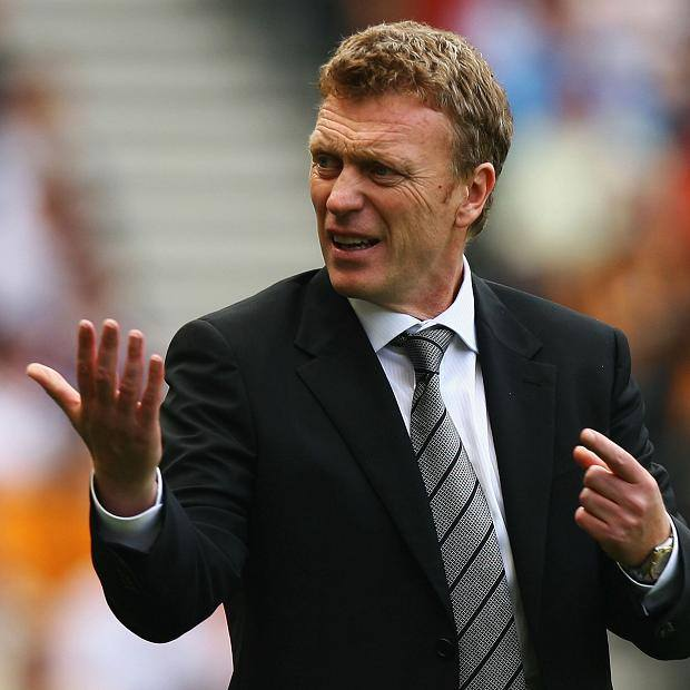 Everton vs Manchester United: David Moyes Embarrased