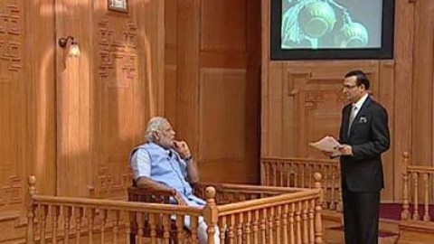 Biggest Interview of 2014 : Read Here Full Interview of Narendra Modi With Rajat Sharma In Aap Ki Adaalat