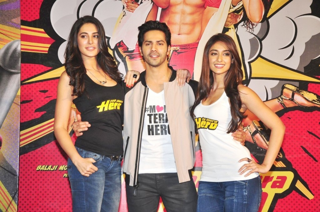 Movie Review : Main Tera Hero - An Interesting Entertainer!