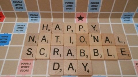 Are You Ready To Celebrate Scrabble Day 2014?
