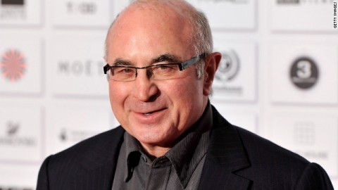 Tough guy Bob Hoskins dies at the age of 71
