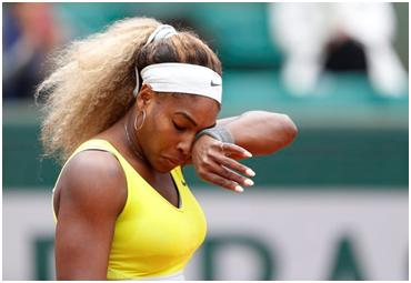 Serena & Venus William Both Lost In The Second Round Of French Open