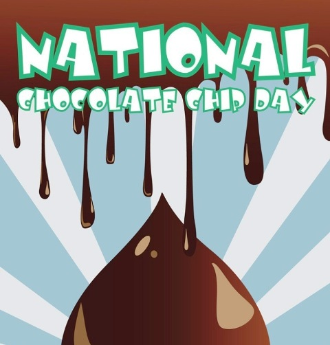 Happy National Chocolate Chip Day 2014 HD Images, Greetings, Wallpapers Free Download