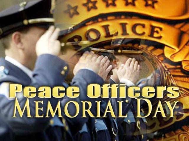 10 Amazingly Patriotic Happy Peace Officers Memorial Day 2014 Images, Greetings, Wallpapers