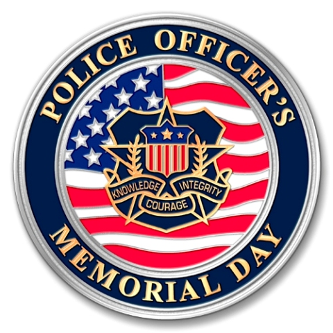 Happy National Peace Officers Memorial Day 2014 HD Images, Wallpapers, Orkut Scraps, Whatsapp, Facebook