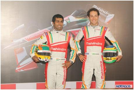 Karun Chandhok & Bruno Senna Team-Up As Indian Team Drivers For FIA Formula E Championship
