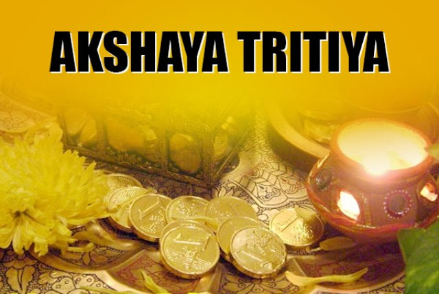 Happy Akshaya Tritiya 2014 SMS, Messages, Greetings, Quotes, Wishes For Facebook, WhatsApp, Orkut, Myspace