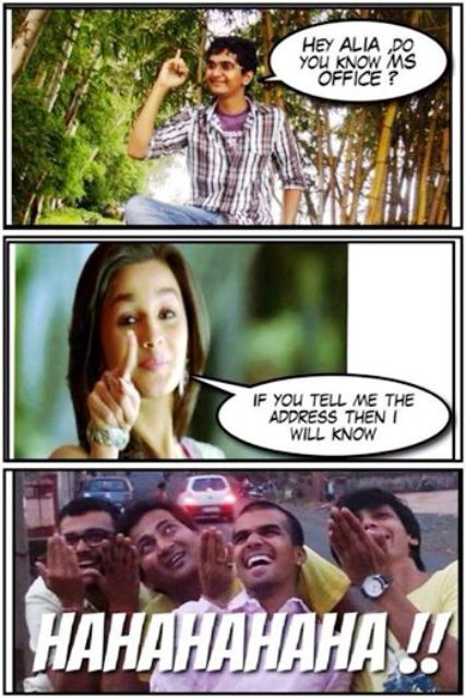 10 Funniest & Dumbest Alia Bhatt Trolls Trending On Facebook