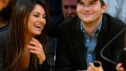Mila Kunis talking about her 1st baby, her weird cravings and how Ashton Kutcher taking care of it