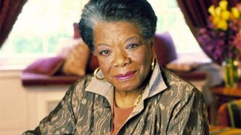 Dr. Maya Angelou passes away
