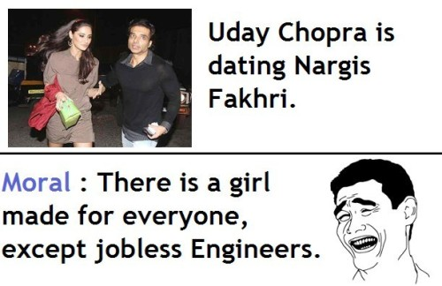 6 Crazy Hilarious 'Nargis Fakhri' Trolls, Memes, Jokes Trending On WhatsApp