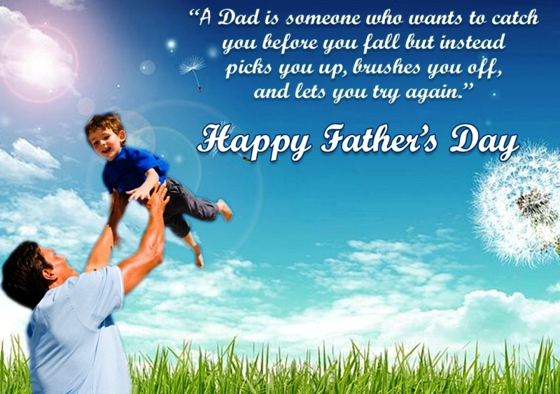 Father's Day 2014 SMS, Wishes, Messages, Greetings In English