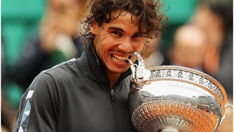 Rafeal Nadal Proved Himself Once Again What Winning Means To Him!