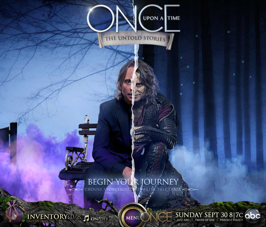 Once upon a time to start with season 4