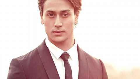 Tiger Shroff does the Parkour scene by himself