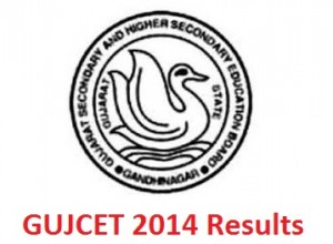 GUJCET Results 2014 declared at www.gseb.org on 23 May 2014