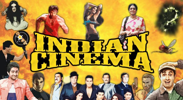 The Indian Cinema Going Contemporary