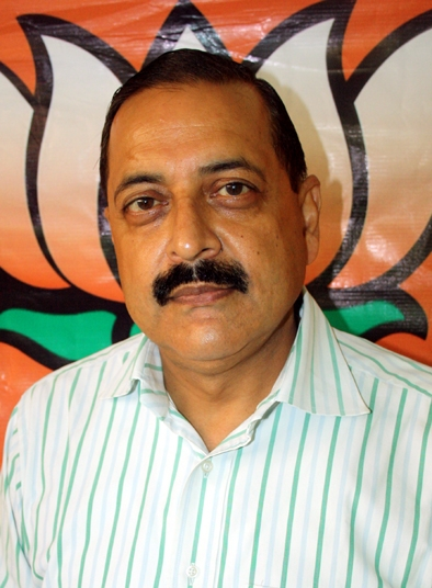 Politician Profile : Dr. Jitender Singh