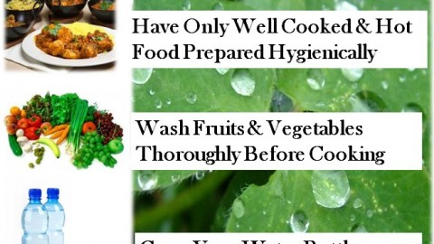 Awesome Tips For A Healthy Monsoon!