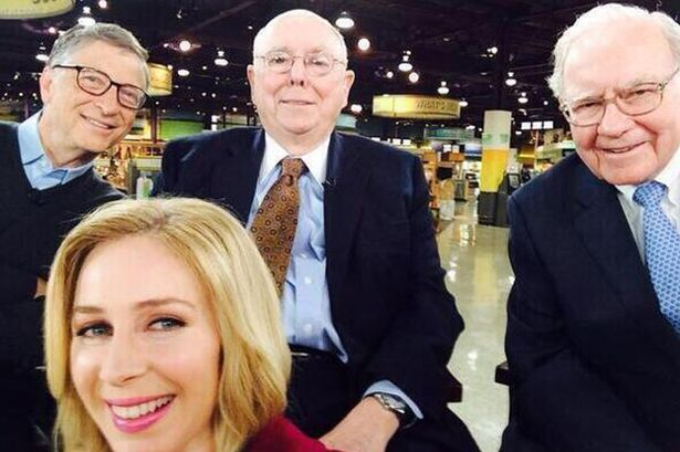 Don't miss : The Historic Richest Selfie In The World