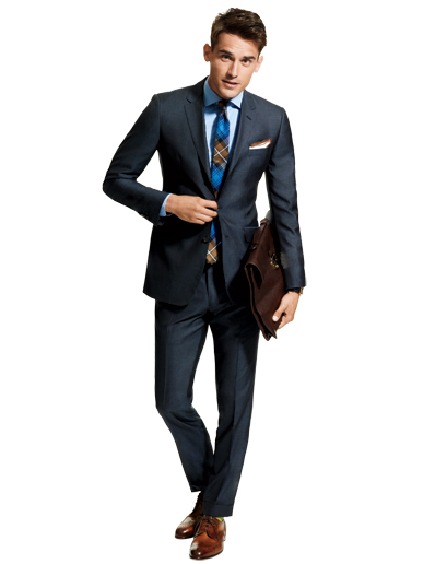 Suit Up : A Man's Guide To Select The Perfect Suits For Summer