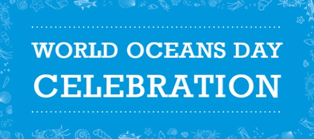Happy World Oceans Day 2014 HD Images, Greetings, Wallpapers Free Download